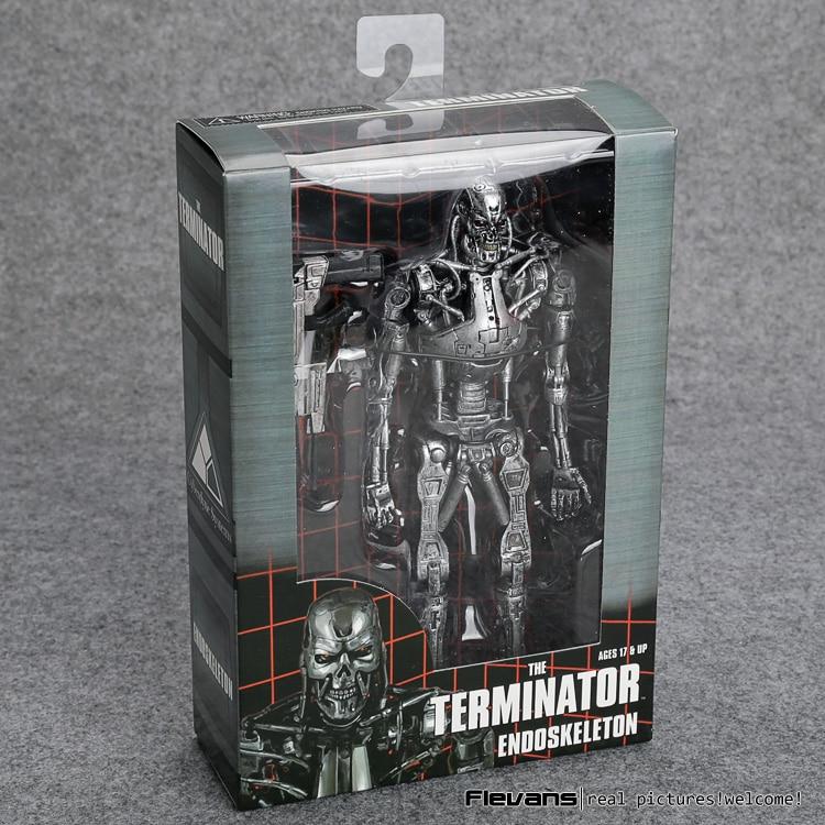 The Terminator Endoskeleton PVC…