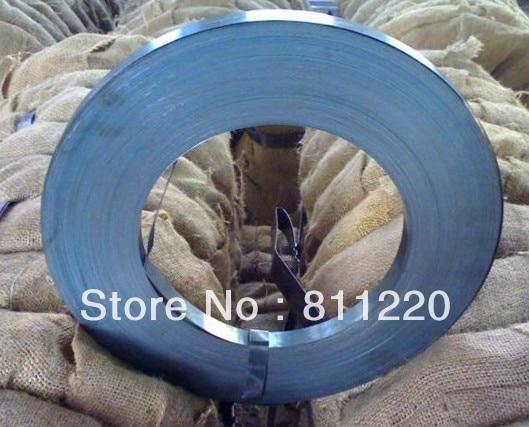 Mėlynas antikorozinis plieno dirželis, metalo apdirbimo juostų - Įrankių komplektai - Nuotrauka 5