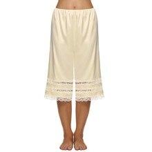Elastic Waist Pant Liner Slips