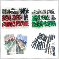 Motorcycle Fairing Body Bolts Kit Spire Screw Nuts set Clips for Ducati Scrambler 748 900SS 916 Diavel CaRbon XDiavel S