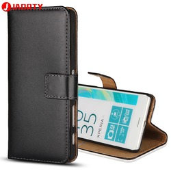 На Алиэкспресс купить чехол для смартфона case cover for sony xperia x xz premium xz2 xz3 xa xa1 plus xa2 ultra case cover wallet leather shockproof case capas coque