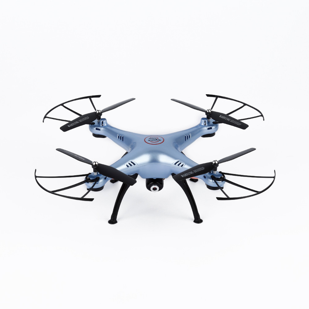 SYMA X5C Updated Version SYMA X5HC 4CH 2.4G 6-Axis RC Drone Dron With Camera RC Helicopter VS Syma X5SG X5SW MJX X400/X600 3 5mm male to 6 35mm male audio connection cable black 1 5m
