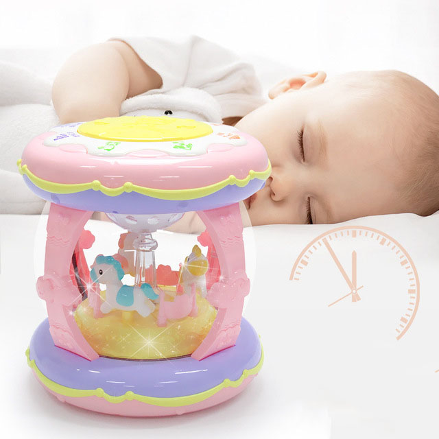 Enlightenment Instrument Children New Baby Cute Educational Toys CARP Double-sided TALE Musical Exquisite 2