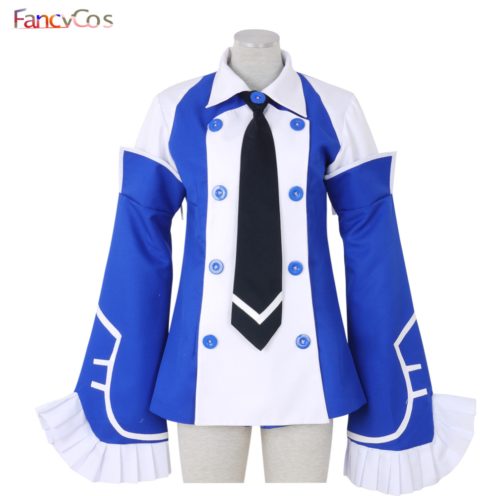 Halloween Pandora Hearts Echo Dress Cosplay Costume Adult Deluxe High Quality Custom Made Anime Movie