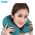 Neck Massager Electric Massage Pillow Vibrating Pillow Relax Body Massager Health Care Equipment Health Care C750