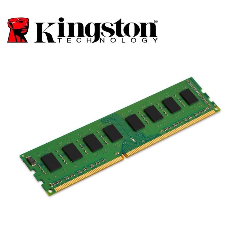 Kingston technologie valeur Original 1600 Mhz Module mémoire RAM DDR3 mémoire de jeu Intel 8 GB mémoire DIMM 240 broches RAM pour ordinateur de bureau