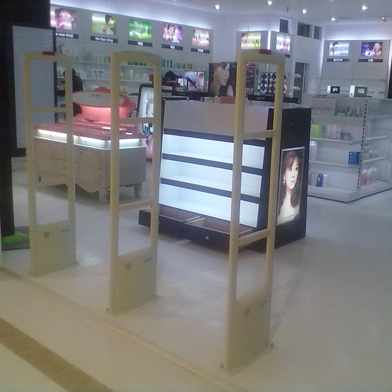Eas Supermarket Security Doors Shop Anti Theft Alarm