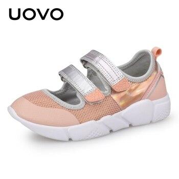 precio de calle en stock estilo distintivo Verano de los niños zapatos niñas luz peso primavera y verano suave deporte  único de la escuela vestido de bailarina zapatos para niños pequeños Eur ...