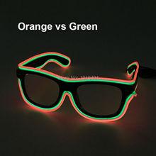 Lighting Glasses Color Blink