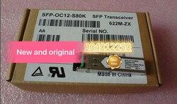 100% nowy w pudełku 1 rok gwarancji SFP-OC12-S80K 80KM 1550NM 622M potrzebujesz więcej zdjęć kątowych  proszę o kontakt