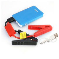 New Blue Color 30000mAh Car Jump Starter Mini Emergency Charger Battery Booster Power Bank Jump Starter