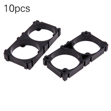 10pcs/lot 32650 Battery Holder Bracket Cell Safety Anti Vibration Plastic for Pack Storage Boxes