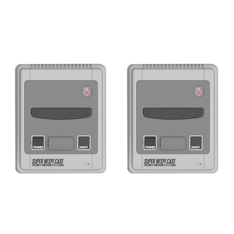 Superpi Snespi Super Nespi Case Shutdown Functional Power Button Kit
