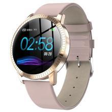 CF18 Smart watch women blood pressure sport watch smart bracelet fitness tracker smart wristband band for ios android amazfit цена и фото