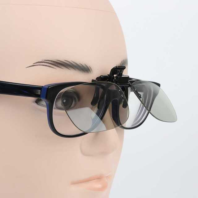 High Quality Myopia Clip 3D Glasses Make Eyes See 3D