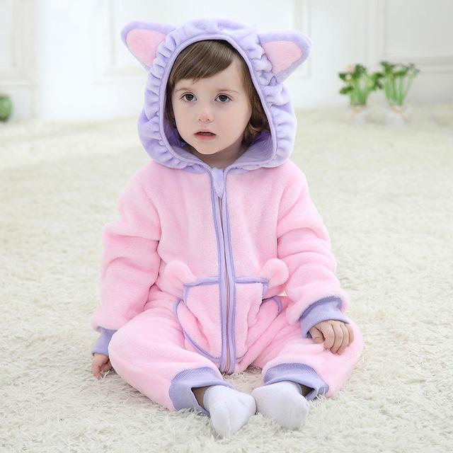 Macacão de bebê 2016 novo inverno outono marca de roupas de bebê estilo de moda roupas de bebê menina frete grátis