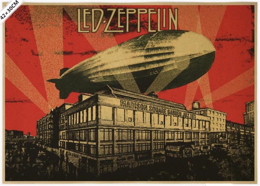 Vintage Led Zeppelin 65