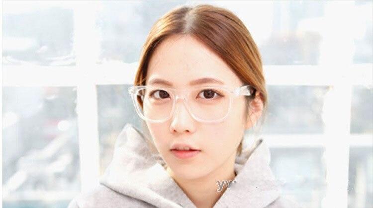 Wholesale Retail Fashion Clear Transparent Glasses Frame Women ...