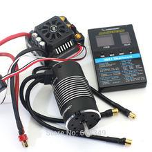 Pop EZRUN MAX 8 V3 TRX plug 150A ESC водонепроницаемый + карта + 4274 2200kv двигатель для 1/8 GT Багги монстра SCT Hobbywing Бесплатная доставка