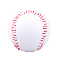 White Practice Training PVC Softball Baseball Ball For Outdoor Sports Train