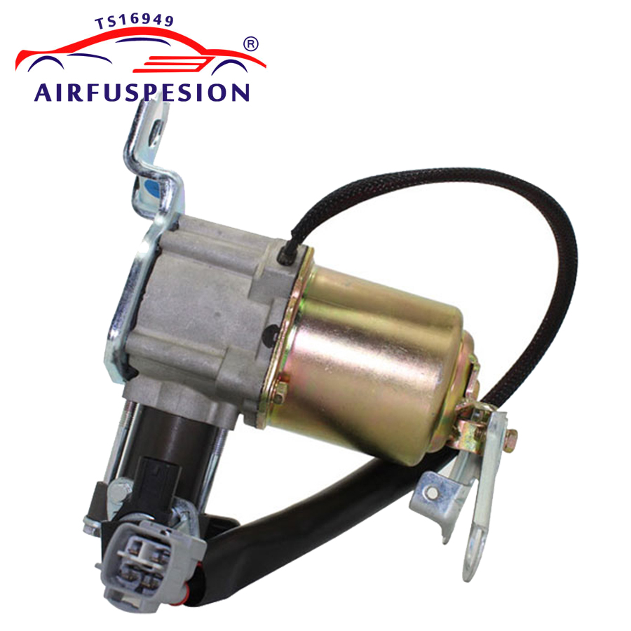 Air Suspension Compressor Pump For <font><b>Toyota</b></font> Land Cruiser Prado 120 150 <font><b>4Runner</b></font> Lexus GX470 48910-60020 48910-60021 2003-2015 image