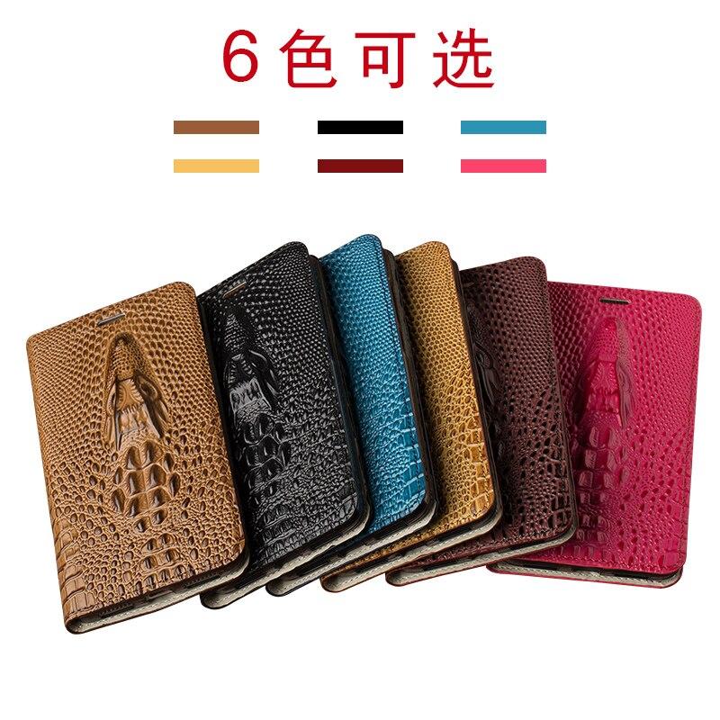 Housse pour Samsung a5 a7 a8 j5 j7 pro étui en cuir S6 S7 bord S8 S9Plus luxe 3d robinet Note8 9