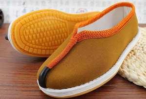 Monk-Shoes Sneaker Martial-Arts Shaolin Winter Cotton Lay Nun Meditation Manual Handmade