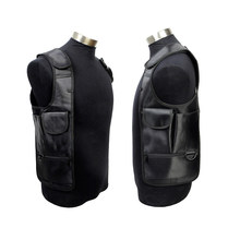 Men Underarm Shoulder Armpit Bag Right Left Hand Tactical Accessory Pouch Burglarproof Security Holster Strap Messenger Bags(China)