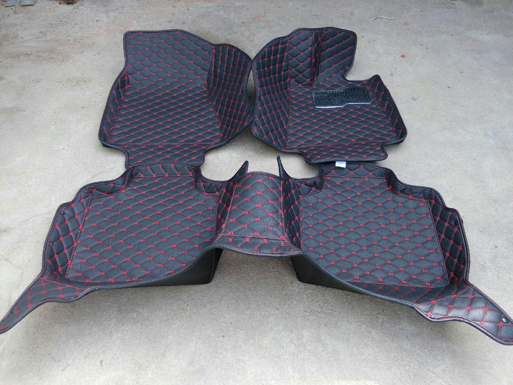 Customize special car floor mats for Right/Left Hand Drive Mercedes Benz E200 E280 E350 W211 2009 2002 foot carpet,Free shipping