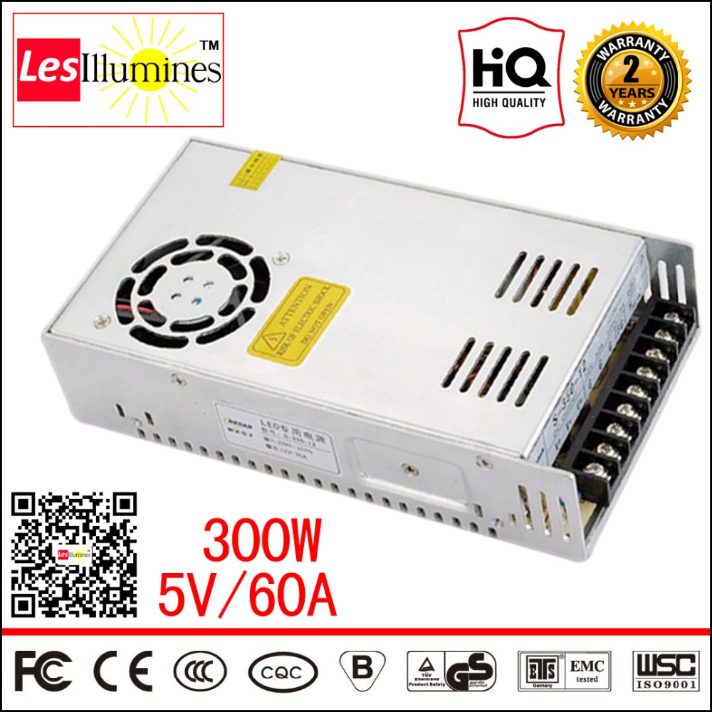 Led Strip Light Ac Dc 5v 220v Mean Well Style Display Screen 110v220v 30a Double Poles 2p Elcb Earth Leakage Circuit Breaker Driver 5 V Ce 300w 60a Switching Power Supply