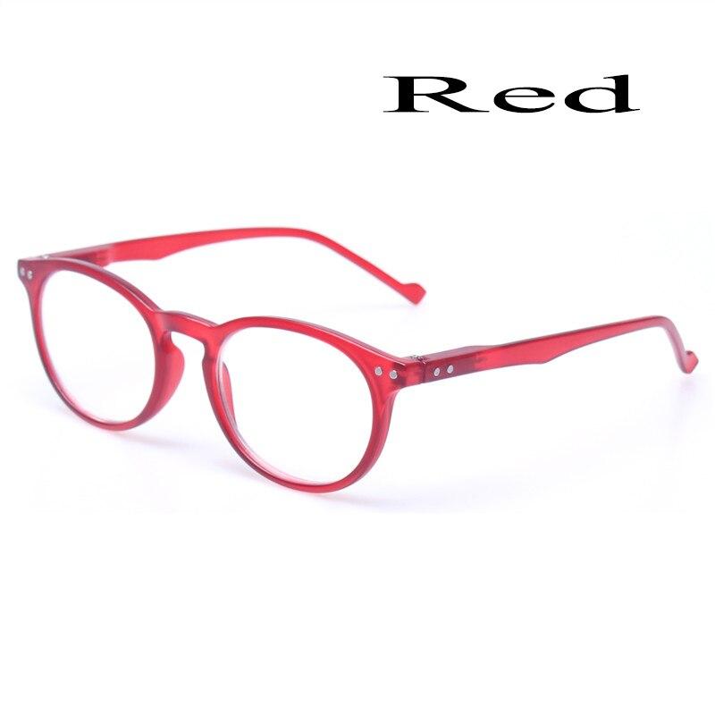 Gafas de lectura de Primavera Bisagra Estilo Vintage Marco Redondo ...