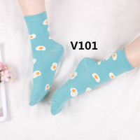 2018 new arrive fashion Women socks high quality 10pcs/set V101