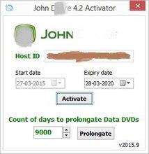 Джон Service Advisor 4.2 Активатор + Продление инструмент + PLD файлы зашифровать  расшифровать инструмент-Разблокирована