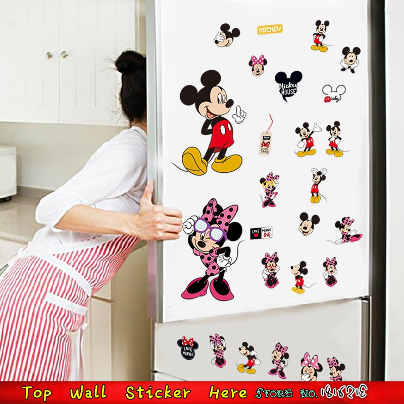 ... Mickey And Friends Minnie Fashionista Wall Decal; Minnie Mouse Sticker  Promotion For Promotional Minnie Mouse ... Part 86