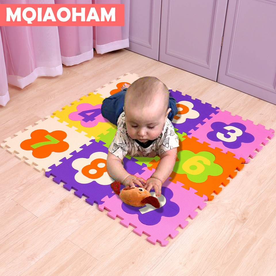Play Mat Puzzle Mats Carpet Rugs Babies