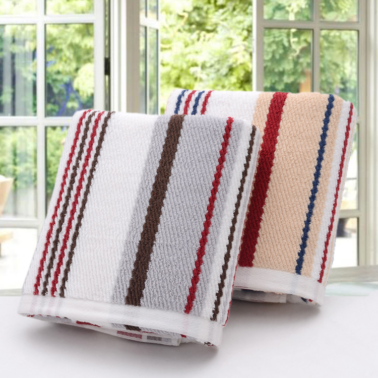 Beautiful Bathroom Hand Towels popular striped hand towels-buy cheap striped hand towels lots