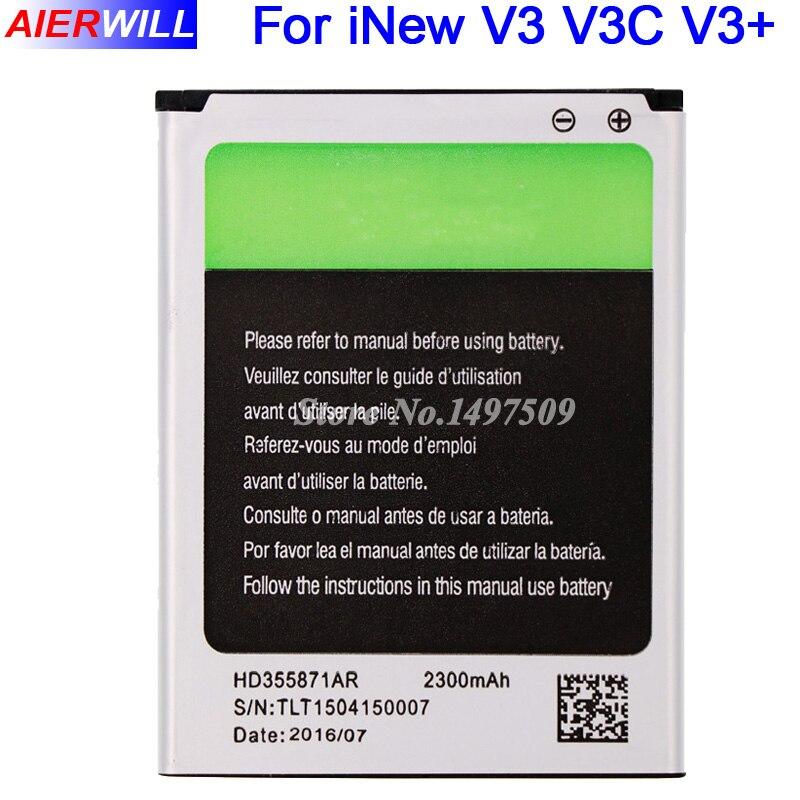 Pour iprogrammes V3 Batterie pour iprogrammes V3C V3 + V3 Plus Batterie Bateria AKKU Accumulateur 2300 mAh