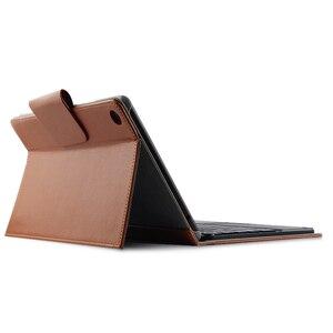 """Image 5 - Capa protetora para xiaomi mi pad 4 e 4 plus, capa de proteção, sem fio, bluetooth, teclado, couro pu, mipad4 plus 10, 10.1 """""""" estojo do tablet"""