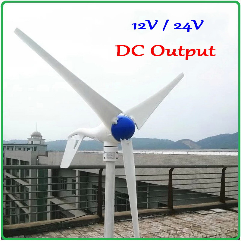 wind generator / wind turbine / windmill CE GL UL Approved with built-in rectifier module - DC output wind turbine generator