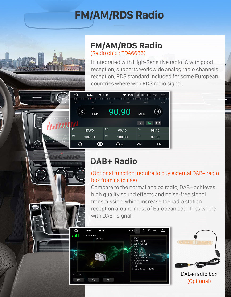 Android 711 Radio Dvd Gps Navigation Stereo For 2004 2009 Mazda 3 Fm Products Sale 1 20 High Quality Images Are Product Highlight