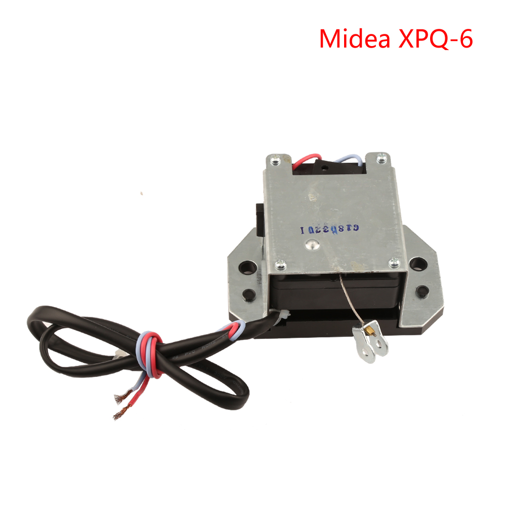 Midea/Royalstar Original Washer Retractor XPQ-6 Drain Valve Motor Brand New Washing Machine Parts цена