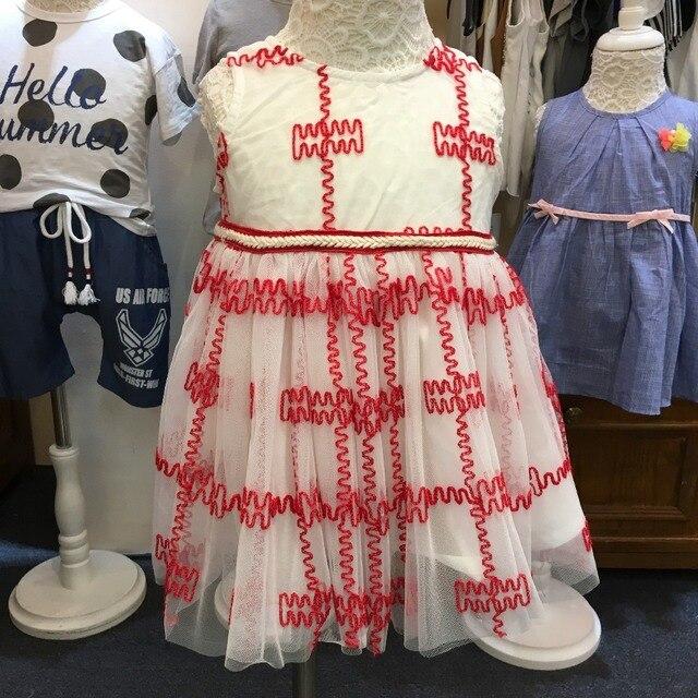 Verano de los niños de Diseño vestido de fiesta para 1 2 3 4 5 años ...