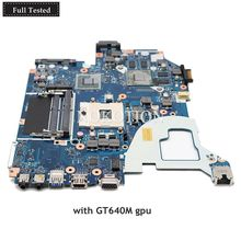 NOKOTION laptop motherboard For Acer aspire V3-571G E1-571G main board DDR3 NBRZP11001 LA-7912P GT640M gpu