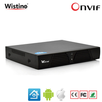 CCTV Security NVR HD 1080P 4CH 8CH 16CH Network Video Recorder H 264 HDMI VGA Video