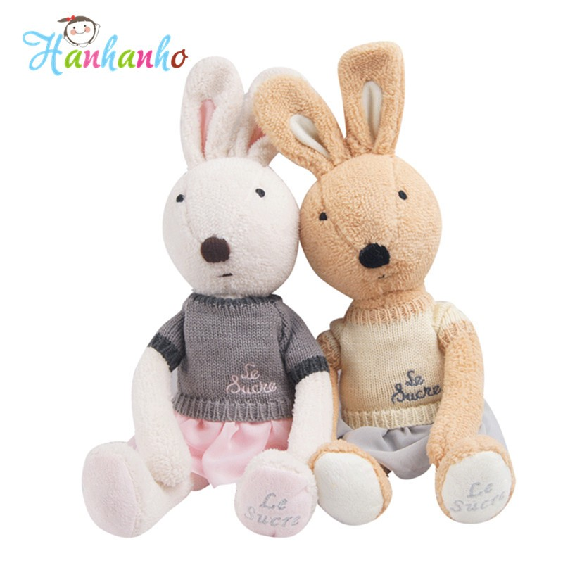 Rabbit plush (3)