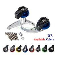 Motorcycle Engine Case Stator Crash Pad Slider Protector For Honda CBR600RR 2007 2008 2009 2010 2011