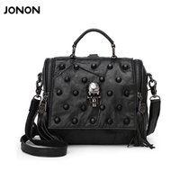 2016 Luxury Jonon Brand Famous Women S Genuine Leather Handbag Genuine Cowhide Crossbody Bags Shoulder Bags