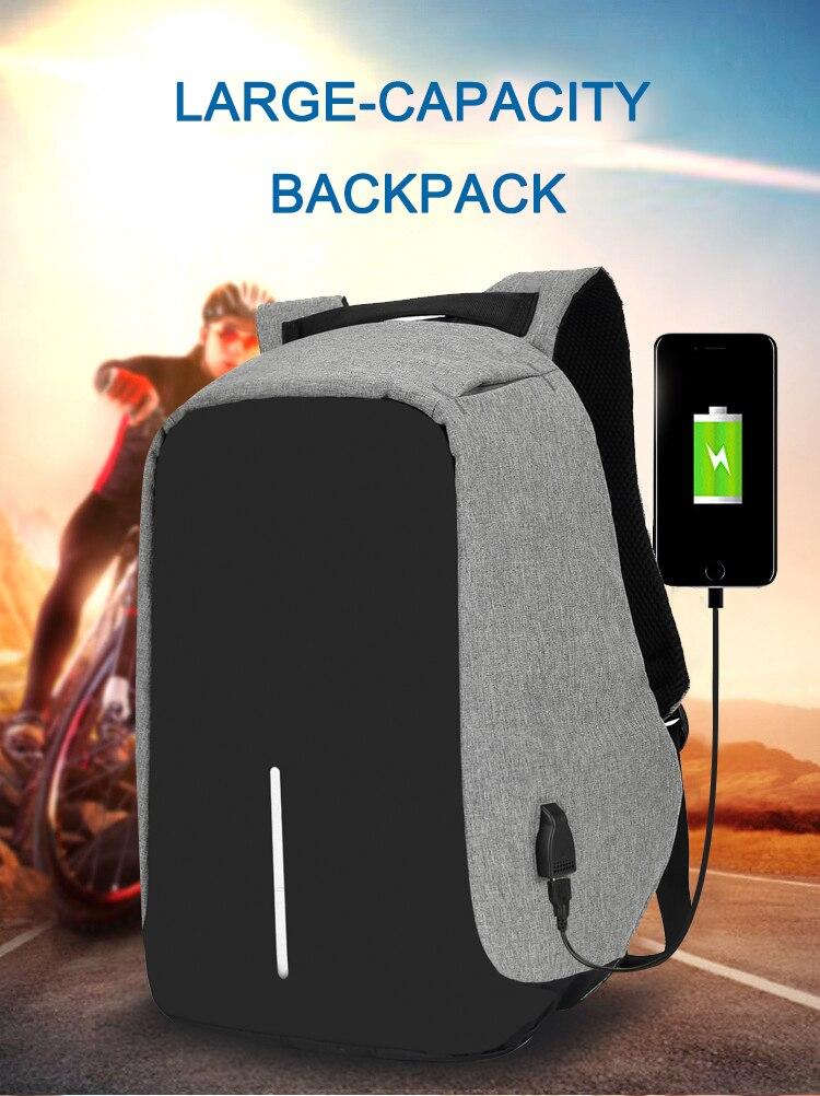 Sac à dos pour ordinateur portable USB 1