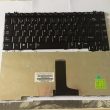 Brand new Portuguese Laptop keyboard for Toshiba A200 A300 A