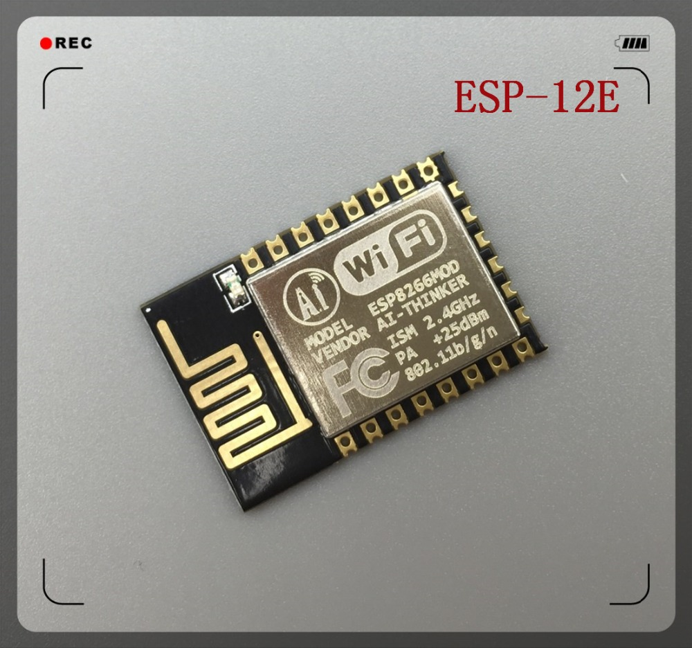 New version ESP-12E (replace ESP-12) ESP8266 remote serial Port WIFI wireless module